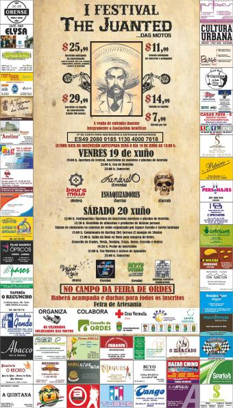 Cartel I Festival The Juanted