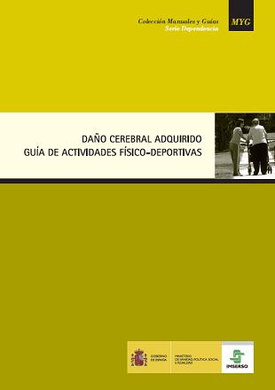 Portada da Guía de actividades físico-deportivas